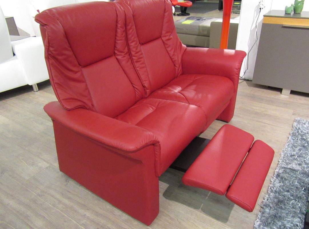 Tanner Möbel Stressless Sofa Lux Rot